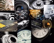 机械手表摄影高清图片