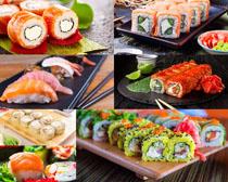 食物寿司摄影高清图片