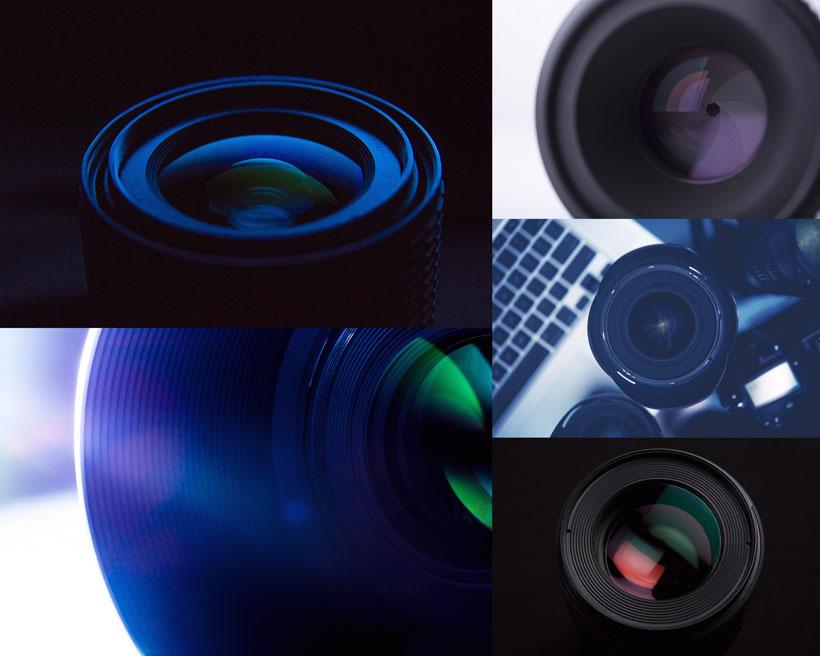 单反镜头摄影高清图片