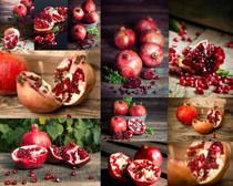 石榴水果摄影高清图片
