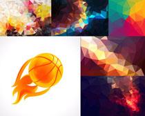 色彩图案背景拍摄高清图片