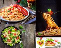 粉条食物摄影高清图片
