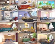 家居設計風格拍攝高清圖片