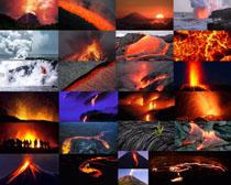 火山风光摄影高清图片