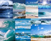 海浪风景摄影高清图片
