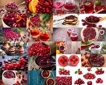 樱桃小果子摄影高清图片