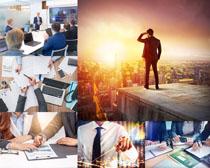 商业团队人士摄影高清图片