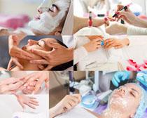 护理SPA女性摄影高清图片
