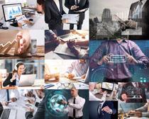 商务分析师摄影高清图片