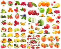 各种水果展示拍摄高清图片