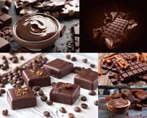 巧克力食物摄影高清图片