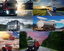 大型货运车摄影高清图片