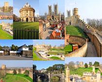 國外古建筑景觀攝影高清圖片