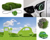 汽车节能环保摄影高清图片