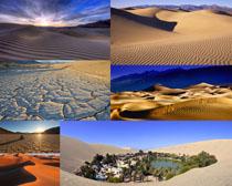沙漠风光风景拍摄高清图片