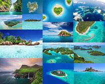 海岛美丽风景摄影高清图片