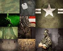 反野戰部隊人物攝影高清圖片
