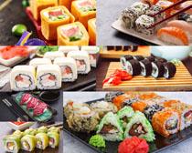 色彩寿司摄影高清图片