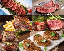 食物牛排摄影高清图片