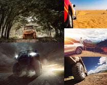 越野汽车摄影高清图片