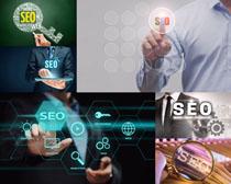 商务SEO网络数码摄影高清图片