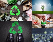 商务循环标志摄影高清图片