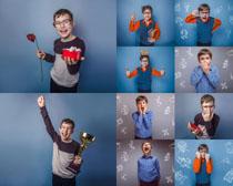 国外开心小孩摄影高清图片