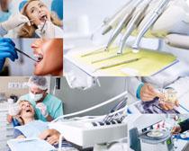 牙科病人拍摄高清图片