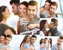 恩爱夫妻情侣摄影高清图片