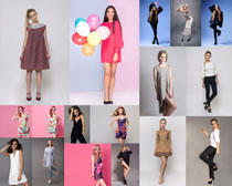 国外时装美女摄影高清图片