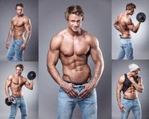 欧美肌肤男人写真摄影高清图片