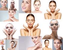 美白肌肤欧美女子摄影高清图片
