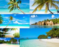 大海美丽景观拍摄高清图片