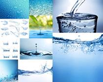 水滴清水摄影高清图片