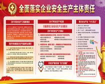 企业安全生产宣传PSD模板