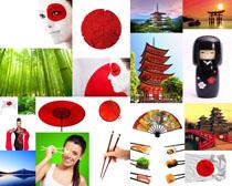 日本傳統風攝影高清圖片