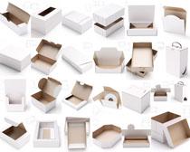 纸盒包装摄影高清图片
