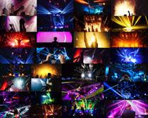 DJ夜场人物摄影高清图片