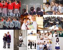 校园学生摄影高清图片