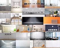 室内装修墙壁摄影高清图片