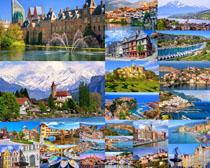 歐美風景建筑攝影高清圖片