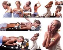 欧美肌肤SPA美女摄影高清图片