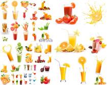 营养果汁摄影高清图片