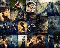 唯美歐美美女拍攝高清圖片