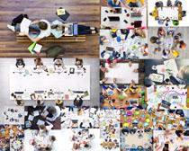 办公职业人物摄影高清图片
