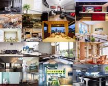 家庭室內裝修風格攝影高清圖片