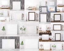 家居装饰框摄影高清图片