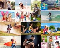 运动与休闲人物摄影高清图片