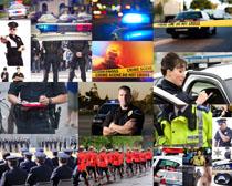 国外警察摄影高清图片