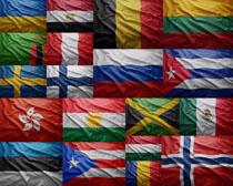国家旗帜摄影高清图片